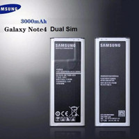 Battery batrei batre SAMSUNG GALAKSI NOTE 4 Dual sim EB-BN916BBC