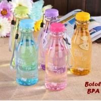Jual A200 (GLOSS) Botol Minum Unik BPA Free Anti tumpah Murah