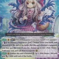 Kartu Cardfight Vanguard / Nightmare Doll, Chelsea [RR]