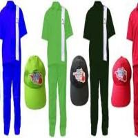Jual Seragam Pengawas + Topi Murah