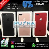 [iP7] iPhone 256 GB 7 Jet Black Original Apple 100 % Garansi 1 Tahun