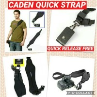 CADEN QUICK RAPID SLING STRAP CAMERA DSLR ORIGINAL