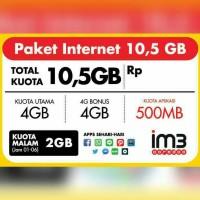 PAKET INTERNET INDOSAT OOREDOO 8GB