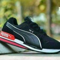 sepatu puma tx 3 black