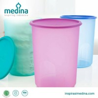 Jual Food Storage Collection : Azalea Round Snack Container (Set of 3) Murah