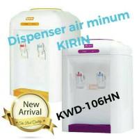 dispenser air minum KIRIN KWD-106HN water dispenser Kirin hot&normal