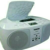 compo bombox Thosiba TY CRU-12(Remote Control)