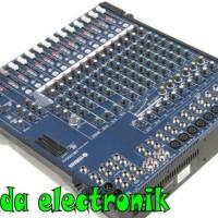 MIXER YAMAHA MG-166CX USB Berkualitas