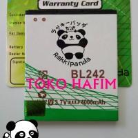 Batrai Baterai Battery Batre Lenovo A6000 + A 6000+ Plus BL242 BL 242