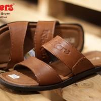 Jual DISKON LEBARAN!!! Sandal Pria/Sandal Kickers/Sandal Kulit Murah Murah