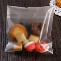 Jual Plastik Opp Seal 10 x 10 tempat bungkus roti, kue, donat packing dov Murah