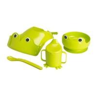 Jual Ikea Mata Tempat Makan Bayi Set Isi 4 Pcs Murah
