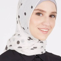 Pashmina Jilbab Instan Luulu Scarf