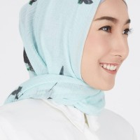 Pashmina Jilbab Instan Luulu Scarf  Salwa Pashmina