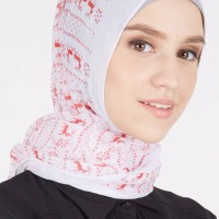 Pashmina Jilbab Instan Luulu Scarf Alyssa Pashmina