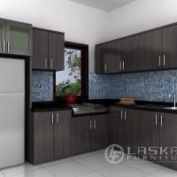 Jual Kitchen Set Minimalis Modern Lemari Dapur Kab Jepara