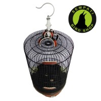 harga Sangkar Kandang Burung Poksay List Akrilik No. 1,2,3,4,5 Oriq Jaya Tokopedia.com