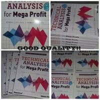 Buku Technical Analysis For Mega PROFIT Edianto Ong Good Quality