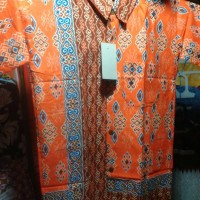 Kemeja Batik Anak Laki-laki Usia 4-10 tahun - Souvenir Jogja Murah