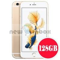 APPLE IPHONE 6S PLUS 128GB - GOLD - GARANSI INTERNASIONAL 1 TAHUN