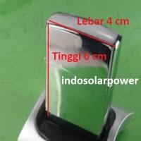 Jual korek api elektrik USB lighter model ZIPPO Murah