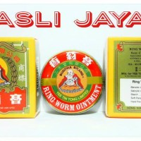 Yee Tin Tong Budha Brand/Salep Cap Budha/Ring Worm Ointment