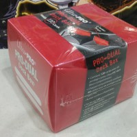 Deck Box Ultra Pro Dual 120 Red