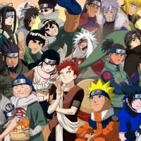 DVD Anime Naruto Kecil