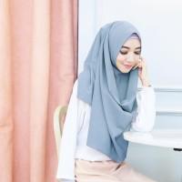 Jual MEDIUM Pashmina Instan Sala / Pashtan OSI / Pastan Jilbab Polos Murah