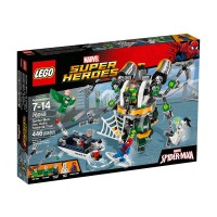 Jual Lego SuperHeroes 76059 Spider-Man: Doc Ock's Tentacle Trap NEW PRODUCT Murah