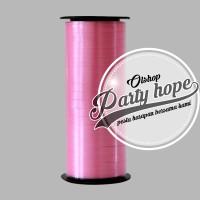 Pita Ribon pink / Pita Balon  pink / Pita Balon Helium / Pita pink