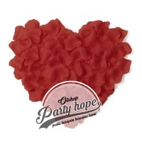 Rose Petals maroon / Kelopak Bunga Mawar Merah / Rose Petals Merah