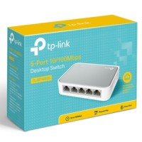 TP-LINK TL-SF1005D 5-Port 10/100M TPLINK Switch Hub 5Port 5 Port