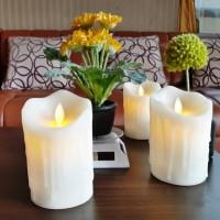 Jual Lilin Elektrik Besar | Lilin Elektrik Premium Murah