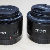 Jual Lensa Fix Yongnuo EF 50mm 1.8 For CANON Murah