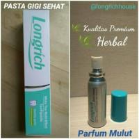 Harga pasta gigi sehat parfum mulut longrich kualitas | Pembandingharga.com