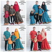 baju muslim keluarga