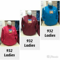 Jaket Adidas Women 2in1 Parasut 928 Grade Original