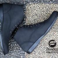 Sepatu Frandeli Pioneer , sepatu semi boot ,sepatu gaya , sepatu keren