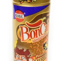 Kobe Bon Cabe (Boncabe) Sambal Tabur Level 30 Botol