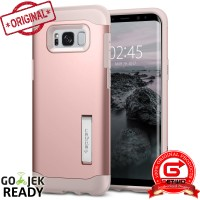 Spigen Galaxy S8 Case Slim Armor - Rose Gold