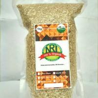 Jual Beras Cokelat Organic (Brown Rice) Standing Pouch Murah