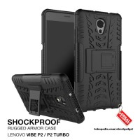 Armor Case Lenovo Vibe P2 Turbo Rugged Shockproof Hybrid Hard & Soft