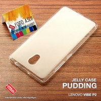 Soft Jelly Case Lenovo Vibe P2 Turbo Silicon Silikon Softcase Casing