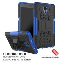 Armor Case Lenovo Vibe P2 Turbo Rugged Shockproof Hybrid Hard & Soft
