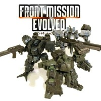 Jual play arts kai front mission evolve 3 robot sets figure Murah