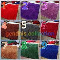 karpet cendol / chennil doff / dop uk 2x1,5m merk dinemate
