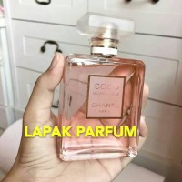 Parfum Original Chanel Coco Mademoiselle EDP 100ml