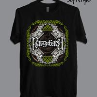 Jual kaos purgatory 6 band rock tshirt gildan softstyle Murah