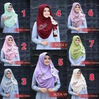 Jual Hijab online Tazkia Pad Vintage Original by dqiara